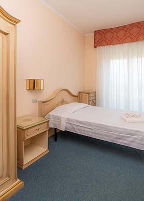 Camera Singola | Hotel della Torre